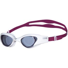 arena The One Lunettes de natation Femme, blanc/violet